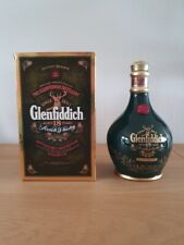 GLENFIDDICH 18 YEARS ANCIENT RESERVE - Green Ceramic Decanter - 70 cl - 43 %