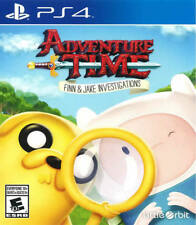 Adventure Time Finn and Jake Investigations PS4 New PlayStation 4, PlayStation 4