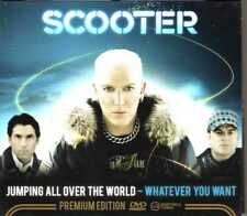 Scooter - Jumping All Over The World (Premium Edition 2 CD + DVD) - CDA - 2008