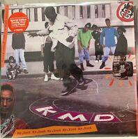 MF DOOM KMD Mr. Hood Vinyl 2xLP Black 2004 w/Hype Sticker