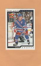 1996-97 PINNACLE SCORE HOCKEY CARD 81 ADAM GRAVES  NEW YORK RANGERS