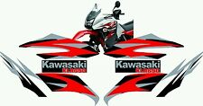 Kawasaki KLR 650 2008 stickers decals graphic kit