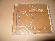 Moya Brennan Heart Strings cd 14 tracks New (not sealed)