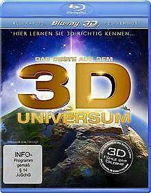 Das Beste aus dem 3D Universum - Hier lernen Sie 3D richt...   DVD   Zustand neu