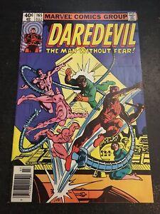 Daredevil#165 Awesome Condition 7.5(1980) Frank Miller Art,Vs Doc.Ock