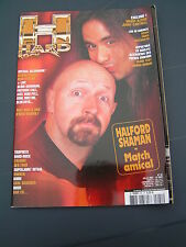 Hard Rock 2002 81 ROB HALFORD SHAMAN ANDRE MATOS JERRY CANTRELL UNIDA SEPULTURA