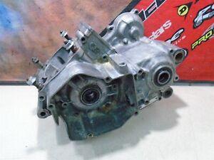 1997 HONDA CR 125 RIGHT & LEFT ENGINE CASE SET (D) 97 CR125