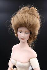 Franklin Heirloom Porcelain Bride Doll 1987