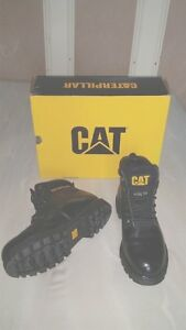 CATERPILLAR P9430 CHAUSSURES NOIRE TAILLE 41 STEEL TOE