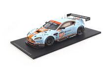 ASTON MARTIN VANTAGE V8 GULF #95 WINNER LE MANS 2014 GTE AM 1/18 SPARK 18S152
