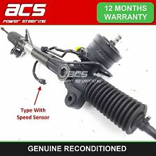 CHEVROLET CAPTIVA RECONDITIONED POWER STEERING RACK 2006 TO 2011 SPEED SENSOR