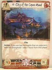 Legend of the Five Rings LCG - 1x #006 City of the Open Hand - Base Set