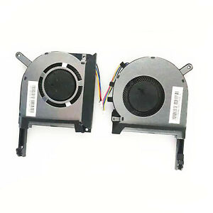 New for Asus TUF Gaming FX705DT FX505DT FX705GM FX705DY FX705DT CPU & GPU Fan