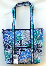 Vera Bradley Villager Tote Bag in Santiago.  Handbag Shoulder bag.  NWT