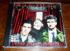 CD: Crowded House - Temple of Low Men 1993 Capitol EMI Records Richard Thompson