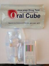 Saliva Drug Test - 5 Drugs- THC METH COC OPI AMP mAMP