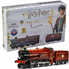 Hornby R1268 Remote Controlled Hogwarts Express Train Set - 1 Gauge