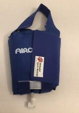 *AIRCAST P/N: 10B01 CryoCuff FOOT Size Large  Attachment Only--EUC.  Ba11178