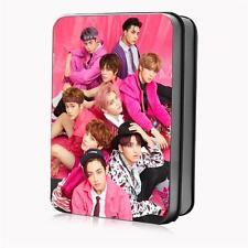 Kpop NCT127 CHERRY BOMB Lomo Card TAEIL JAEHYUN TAEYONG Polaroid Photo 40pcs/Set