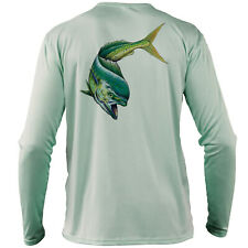 Mossy Oak Fishing Graphic Long Sleeve Shirt