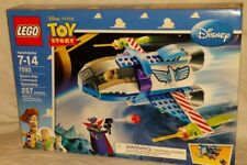 MISP 7593 LEGO Toy Story Disney Pixar BUZZ STAR COMMAND SPACESHIP 257 pc RETIRED