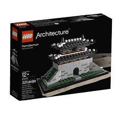 NEW Architecture 21016 Lego Sungnyemun (Limited Edition) landmark Namdaemun Gate
