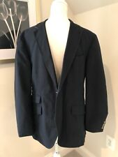 Kroon Mens Navy Blazer Size 40R