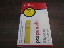 PTS panels 1713 CardioChek Glucose Test Strips 25 exp 11/13/18