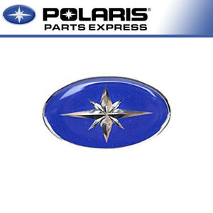 POLARIS STAR LOGO EMBLEM SPORTSMAN ACE OUTLAW PHOENIX SCRAMBLER RANGER 7078465