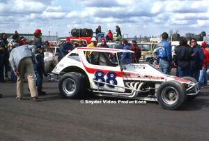 Ed Lynch at Syracuse Super Dirt Week Photo