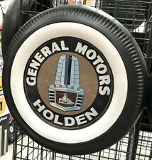 NEW General Motors Holden Tyre sign