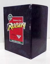 1996 HALLMARK World's Bravest Teenage ROBIN STATUE FIGURINE DC Modern Era MIB