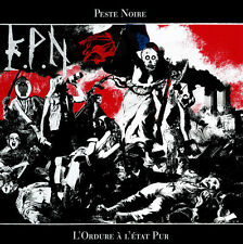 PESTE NOIRE - L'Ordure CD BLACK METAL - SEALED - NEW - Alcest Neige