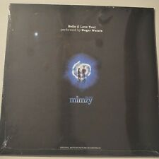 """(PINK FLOYD) ROGER WATERS - HELLO (I LOVE YOU) -  12"""" SINGLE CLEAR VINYL"""