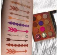 PUR Festival Eyeshadow Palette The Complexion Authority With Sample-Retails $36