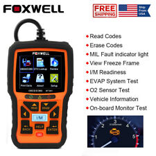 OBD2 Automotive Code Reader Car Diagnostic Scanner Tool Check Engine Fault light