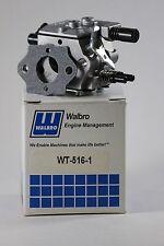 WT-516-1 Walbro carburetor Tanaka, ECS3300, Chainsaw with mounting GASKET!