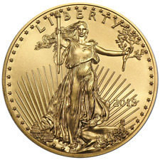 Daily Deal - 2018 $10 American Gold Eagle 1/4 oz Brilliant Uncirculated