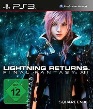 Lightning Returns-Final Fantasy XIII/13 pour playstation 3 ps3 | ARTICLE NEUF |