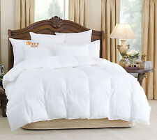 Goose Feather & Down Duvet, All Sizes & All Tog Available New Restock