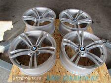 """NEW 4x Original BMW wheels Scheibenrad M Doppelspeiche 408 19"""" 5er F10 M5 408M"""