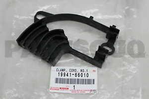 1994166010 Genuine Toyota CLAMP, RESISTIVE CORD, NO.1 19941-66010