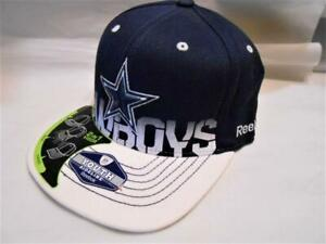 Just Found! New Licensed Dallas Cowboys Youth Size Sideline Onfield Hat __B132