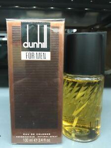 Original Classic~ Dunhill  Cologne ~ Men 3.4 oz Eau de Cologne Spray Rare New