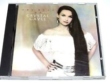 cd-album, Crystal Gayle - The Best Of, 10 Tracks
