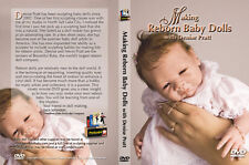 REBORN DVD MAKING REBORN BABY DOLLS X DENISE PRATT (NEW SEALED)