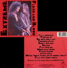 EXTREME  flesh and blood  LIVE 89