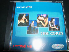 The Corrs Lifting Me Rare Pespsi CD (Includes Enhanced Interview)