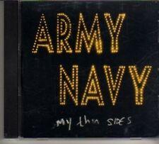 (DO950) Army Navy, My Thin Sides sampler - 2009 DJ CD