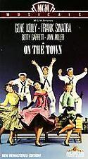 On The Town - Gene Kelly, Frank Sinatra  Ann Miller 1949 (DVD, 2000) DVD SEALED